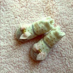 NWOT Ballerina Socks